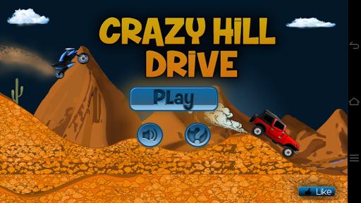 Crazy Hill Drive Master