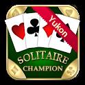 Yukon Solitaire Champion logo