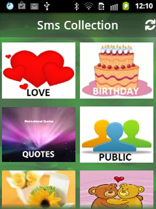 【免費娛樂App】SMS Collection 2014-APP點子