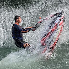 Jetpilot by Bostjan Pulko - Sports & Fitness Watersports ( champion, water-jet )