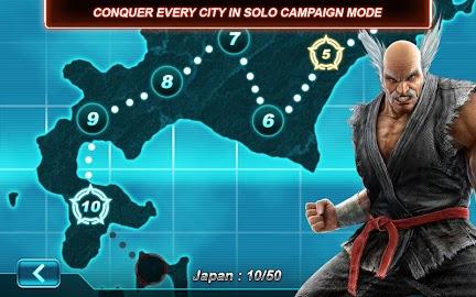 Tekken Card Tournament (CCG) Screenshot 18