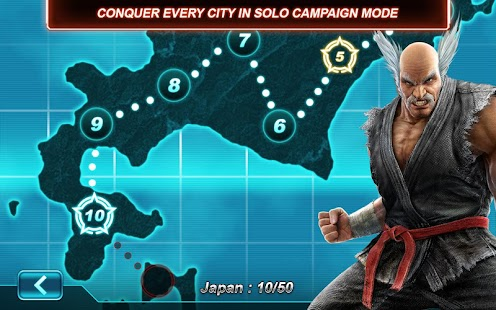 Tekken Card Tournament (CCG) Screenshot 18