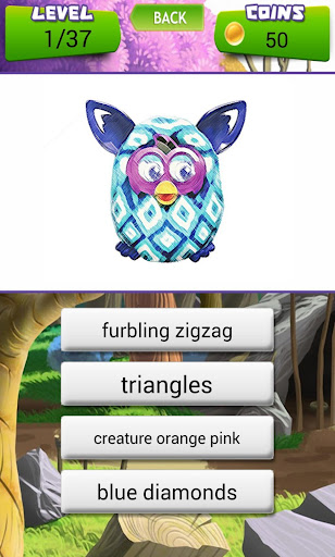 Quiz Furby Name