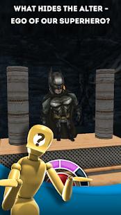 蝙蝠侠楼梯卸除