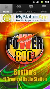 Power 800 - screenshot thumbnail