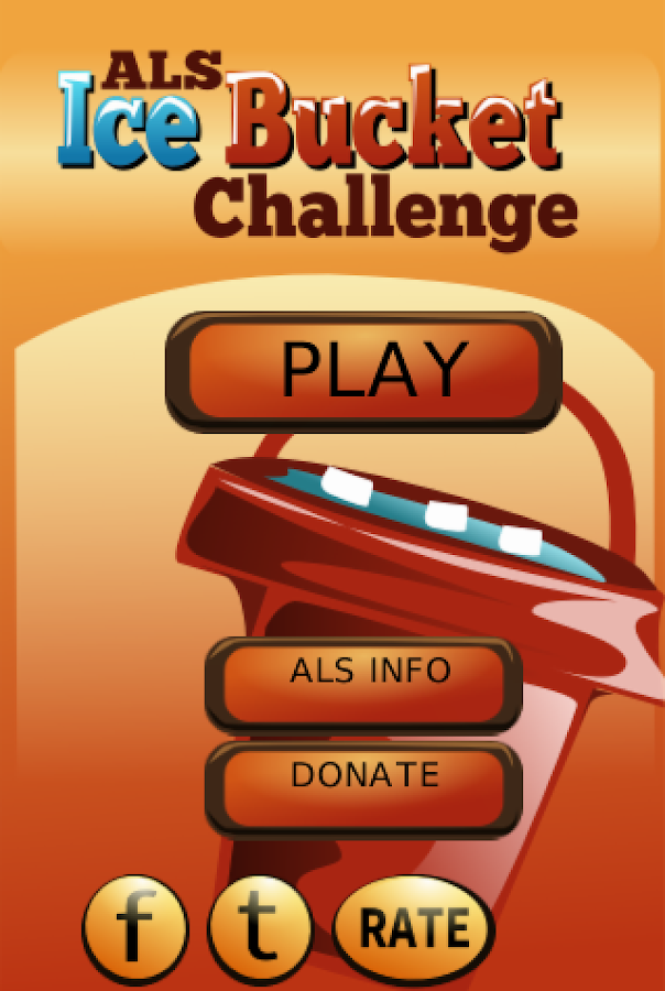 ALS Ice Bucket Challenge Game- screenshot
