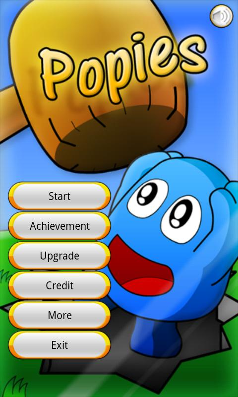 Popies (Whack an Alien) Full- screenshot