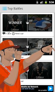 Beef - Video Rap Battle - screenshot thumbnail