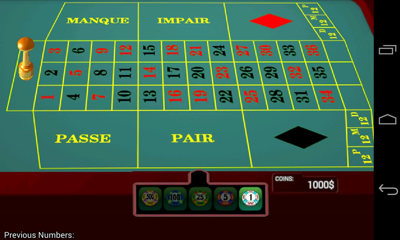 real roulette simulator
