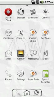 Paperless System ADWTheme- screenshot thumbnail