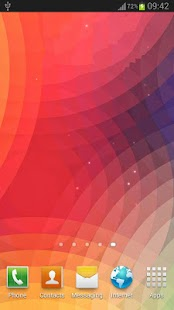 Galaxy S4 Nexus Live Wallpaper - screenshot thumbnail