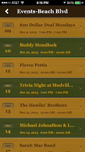 Mudville Grille- screenshot thumbnail