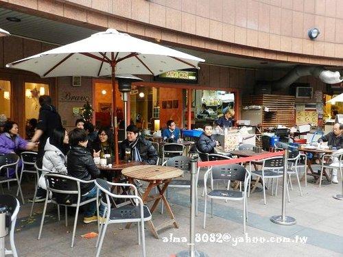 食記(板橋) ~ 布娜飛比利時啤酒餐廳 手工石窯pizza