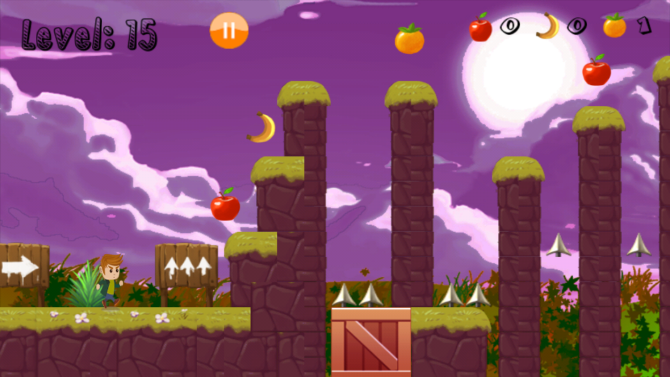 Max Fruit World- screenshot