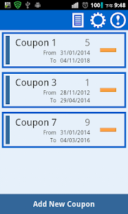 Coupon Calendar- screenshot thumbnail