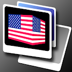 Cube USA LWP simple icon