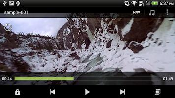 Screenshot of Pixel Media Renderer-  DMR