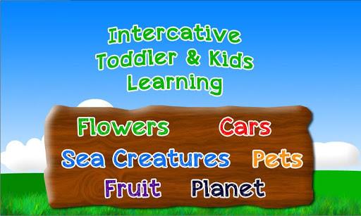 Fun Toddler Learning - Free