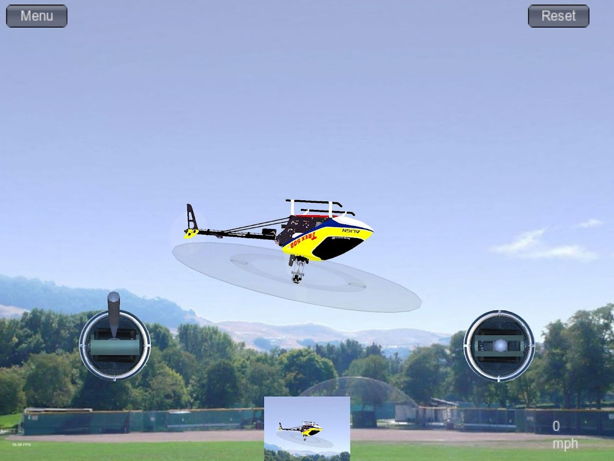 Absolute RC Heli Sim - screenshot