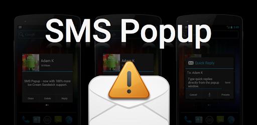 SMS Popup APK 0