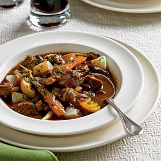 Crock Pot Guinness Stew.