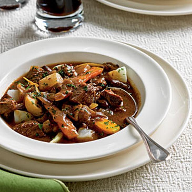 Crock Pot Guinness Stew Recipe