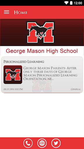 George Mason High School