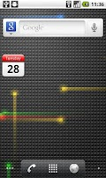 Screenshot of Today Widget Pro