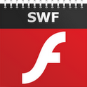 SWF Flash Player for Android icon