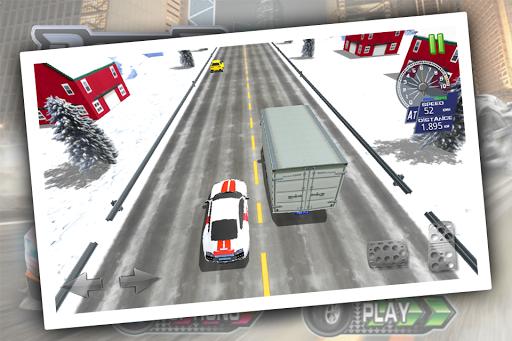 Highway Traffic Racing City