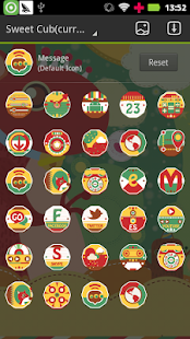 Sweet Cub GO Launcher Theme - screenshot thumbnail