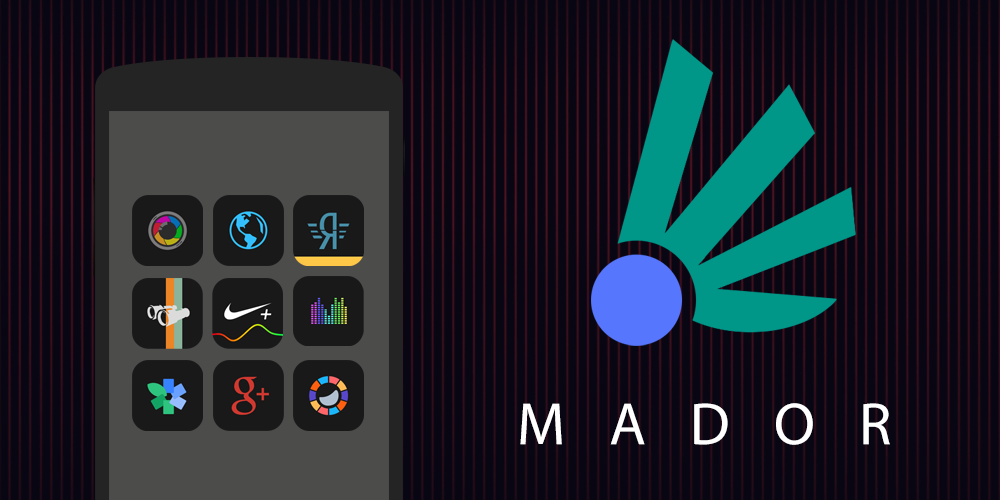 Mador - Icon Pack - screenshot