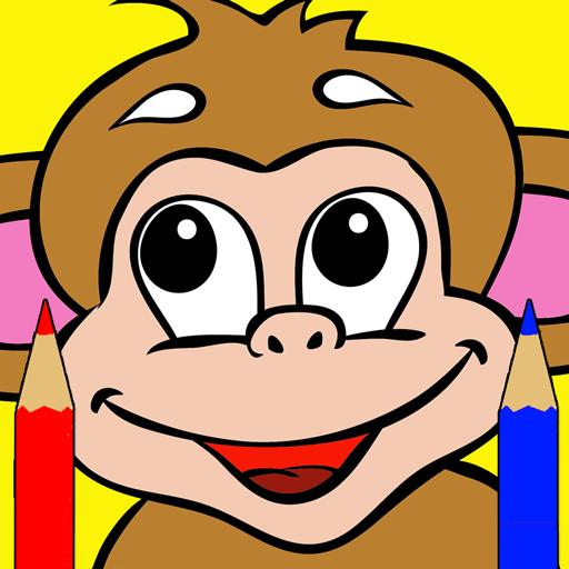 圖畫書 - 兒童塗鴉 - Painting for Kids 家庭片 App LOGO-APP試玩