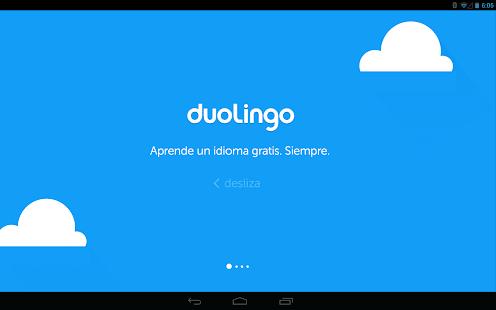 Duolingo - idiomas gratis - screenshot thumbnail