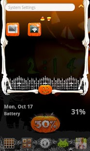 How to mod Halloween Theme 1.8 mod apk for pc