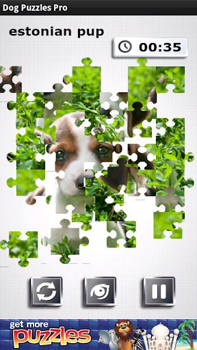 Dog Puzzles Pro