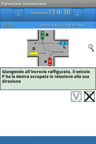 Patentino ciclomotore 2015- screenshot