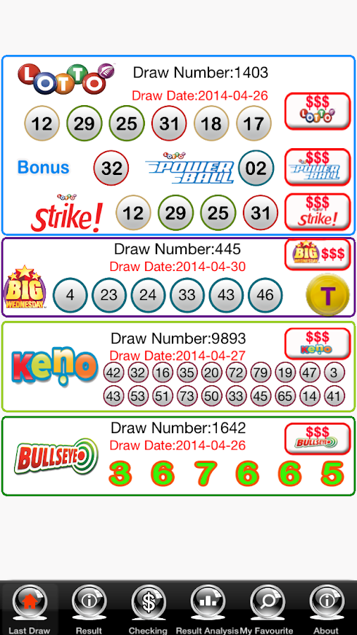 Image Result For Lotto Result June