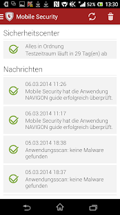 G Data – Mobile Security - screenshot thumbnail