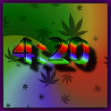 Weed Ganja Theme II for GO SMS icon