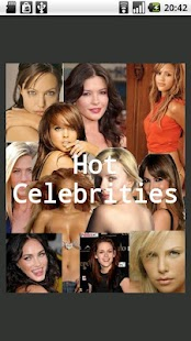 Hot Celebrities - screenshot thumbnail