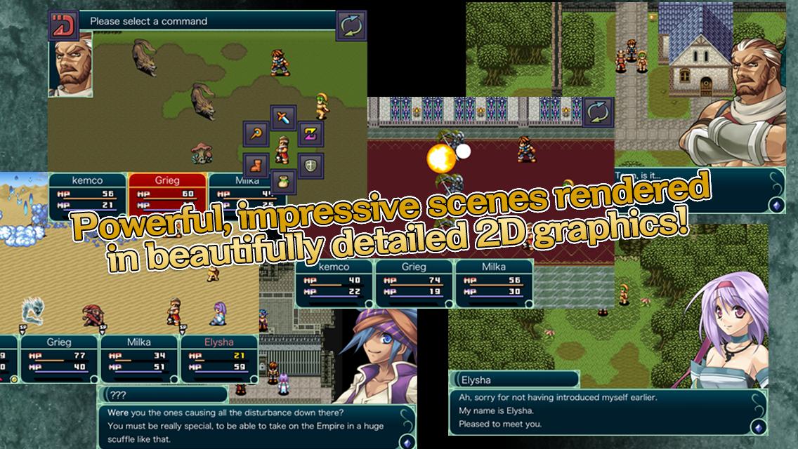 RPG Grinsia screenshot #6