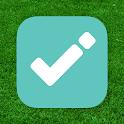 جدول الترتيب ومواعيد المباريات icon