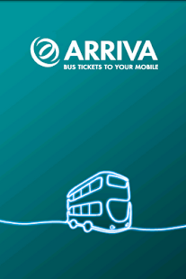 Arriva m-ticket - screenshot thumbnail