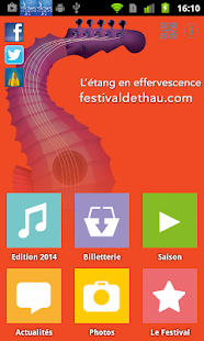 Festival de Thau- screenshot thumbnail