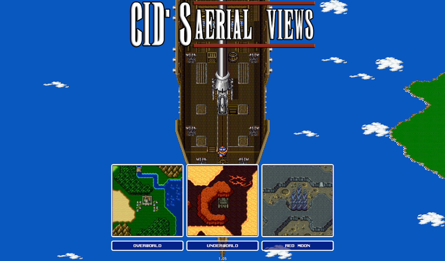 Cid's Aerial Views- screenshot
