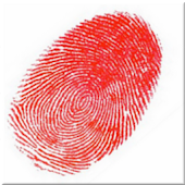 Fingerprint Red