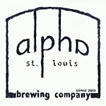 Logo for Alpha Brewing Co