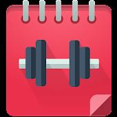 Gym Journal - fitness diary