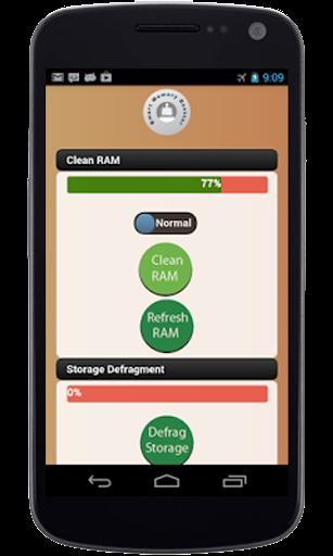 Memory Optimizer App